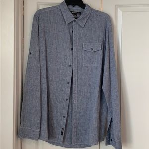 Michael Kors long sleeve button down